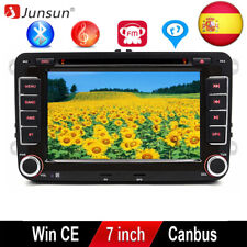2DIN Radio Navi GPS BT DVD + Cámara para for VW GOLF6 PASSAT Caddy POLO Skoda