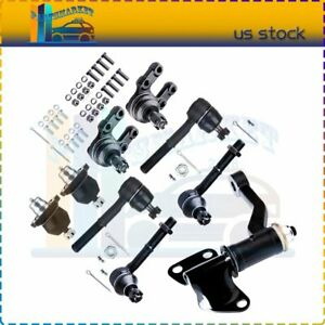 7set Suspension Ball Joint Tie Rod Idler Arm Fits 1995 1996 97 Nissan Pickup 4WD