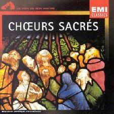 LES PLUS BEAUX CHOEURS RELIGIEUX (NEW CD)
