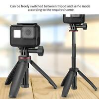 New Lightweight Table Extension Rod Tripod for GoPro Hero 8 7 6 Camera Recording