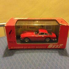 Modellino Ferrari 1:43 best model 250 gt lusso cod.9075