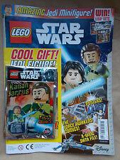 MINT UK EDITION 19 LEGO STAR WARS MAGAZINE #19 LEGO SET TOY GIFT KANAN JARRUS MF