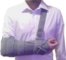 BRACCIO Spalla Gomito Supporto Tutore immobilizzatore per Cinghia Cinturino ferita frattura Brace