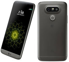 LG G5 H820 TITAN GRAY AT&T +GSM WORLDWIDE UNLOCKED T-MOBILE ANDROID 4G LTE 32GB