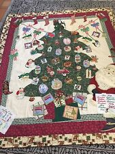 Christmas Quilt*** Homemade Personalized***DEPOSIT ONLY SEE BELOW