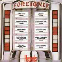 FOREIGNER - RECORDS / CD