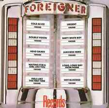 FOREIGNER-RECORDS/CD