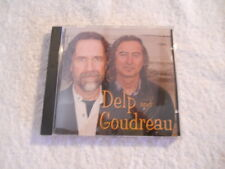 "Delp and Goudreau "" Rare Selfmade cd  BOSTON Printed in USA NEW"