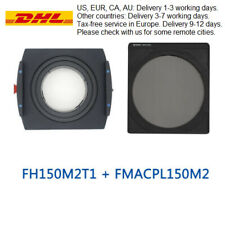 Benro FH150M2T1 Filter Holder + CPL Package for TAMRON SP 15-30mm f2.8 Di VC