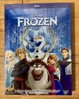 Disney: Frozen DVD (2013) **GREAT DEAL** **FREE SHIPPING**