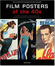 Film Posters of the 40s: The Essential Movies of the Decade by Graham Marsh,...