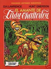 EL AMANTE DE LADY CHATTERLEY (Lawrence / H. Emerson)
