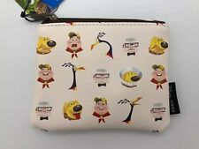 Loungefly Disney Up Expressions Coin Purse ID Cardholder Kevin Russell Dug Carl