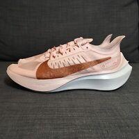 Nike Zoom Gravity Running Shoes Echo Pink/Metallic Size 8.5 Women CT1192 600