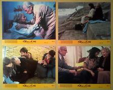 Lobby Card Set~ TELL ME A RIDDLE ~1980 ~Melvyn Douglas~Lila Kedrova~Brooke Adams
