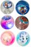 Kids LightUp LED Ball PAWPatrol,Frozen,Cars Flashing Bouncy Glitter Ball Toddler