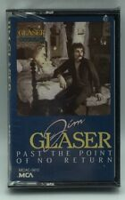 JIM GLASER -Past the Point of no Return CASSETTE NEW & SEALED