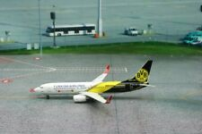 Turkish Airlines Boeing 737-8F2 Winglets TC-JHU BVB 1/400 diecast Phoenix Models