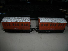 HORNBY THOMAS&FRIENDS MUDDY ANNIE & CLARABEL FROM GREAT DISCOVERY TRAIN SET lot2