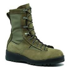 Belleville 690V USAF Gore-Tex Sage Green Cold Weather 7.5R 7 1/2 Regular Boots