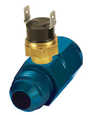 Premium In-line Fluid Thermostats 180°F Thermostat with -8AN Inlets: 35021