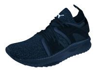 Mens Puma Sneakers Tsugi Blaze Evoknit Fitness Cross Training Shoes - Black