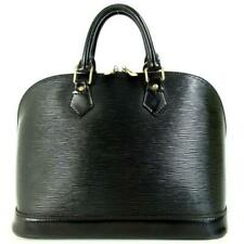Louis Vuitton Black Epi Alma Noir 872650
