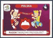 PANINI EURO 2012- #030-POLSKA-POLAND