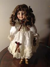 Vanessa by Vanessa Ricardi Series 1998 Porcelain Doll
