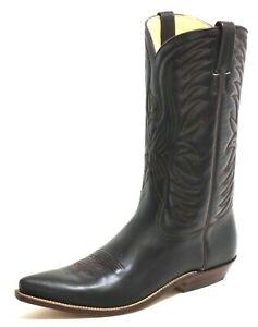 128 Westernstiefel Cowboy Line Dance Catalán Estilo Cuero 24031 Buffalo 38