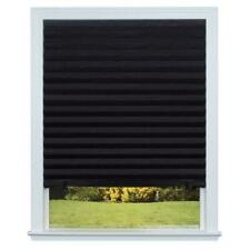 Redi Shade Black Blackout Paper Shade 36 in x 72 in UV Protection Durable New