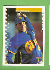 1995 AUSTRALIAN BASEBALL CARD #80  KYM  ASHWORTH,  ADELAIDE  GIANTS