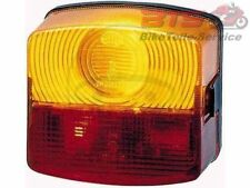 Motorcycle Tail light / rear light - left Motorroller heckleuchte links Hella