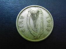 Ireland Silver Halfcrown 1942 S.6633