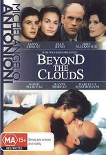 DVD Beyond the Clouds (1994) -John Malkovich, Sophie Marceau, Fanny Ardant