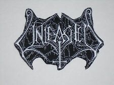 UNLEASHED DEATH METAL IRON ON EMBROIDERED PATCH