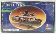 Lindberg Line 70897 Diesel Tug Plastic Model Kit