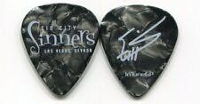 Sin City Sinners 2011 Tour Guitar Pick! Michael Ellis custom concert stage