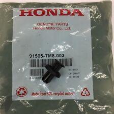 Genuine Honda Bumper Cover Clip 91505-TM8-003