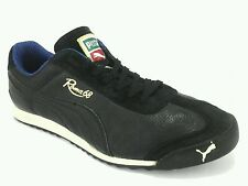 PUMA Shoes Retro Roma 68 Black Leather/Suede Mens Sneakers US 9 UK 8 EU 42 RARE