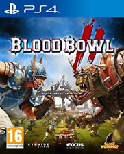 Software - PS4-Blood Bowl 2  GAME NEW