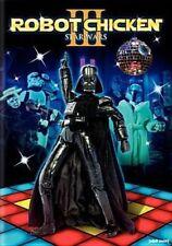 Robot Chicken Star Wars 3 0883929101597 DVD Region 1
