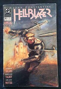 "Hellblazer Annual #1 (DC 1989) ""The Bloody Saint"" John Constantine"