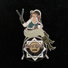 Hard Rock Cafe Pin -  Pirate  Pin Las Vegas