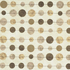 Designer Upholstery Fabrics Polka Dot Thick Cotton Curtain Cushion Sofa Material