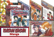 Manga - Rurouni Kenshin (English-Read)