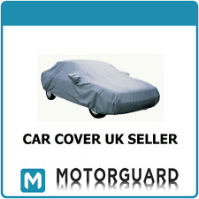 WATERPROOF CAR COVER OUTDOOR INDOOOR UV PROTECTION BREATHABLE SMALL SIZE S GREY