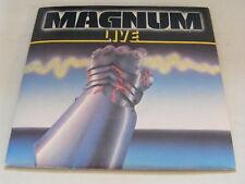 """MAGNUM Live Ex+ Jet 1979 UK P/S 2 x 7"""" Set"""