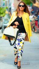 Zara Woman Multicolored Paint Splatter Pants Size Medium Stylish!