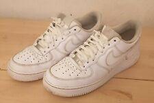 Nike Air Force 1 White size UK 9 EU 44 men's trainers